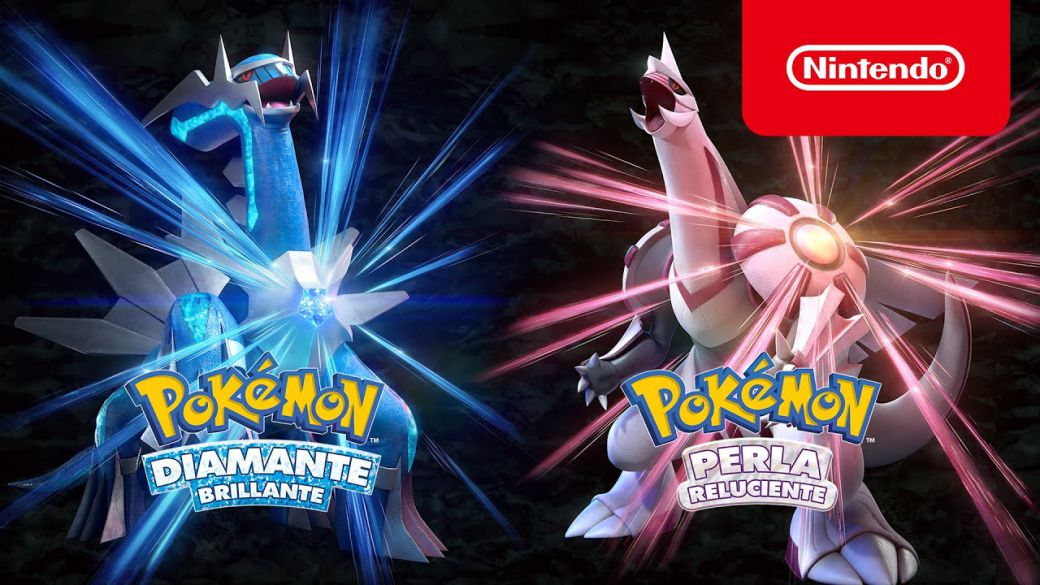 Pokémon Shiny Diamond and Shimmering Pearl, rediscovering the mythical Sinnoh