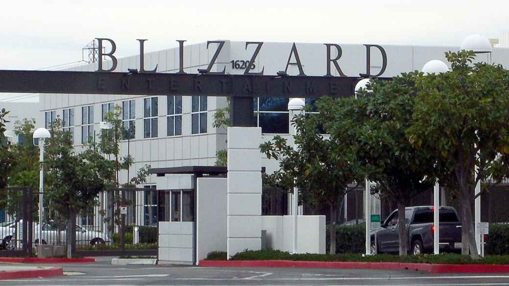 Blizzard Entertainment head of legal department resigns from post