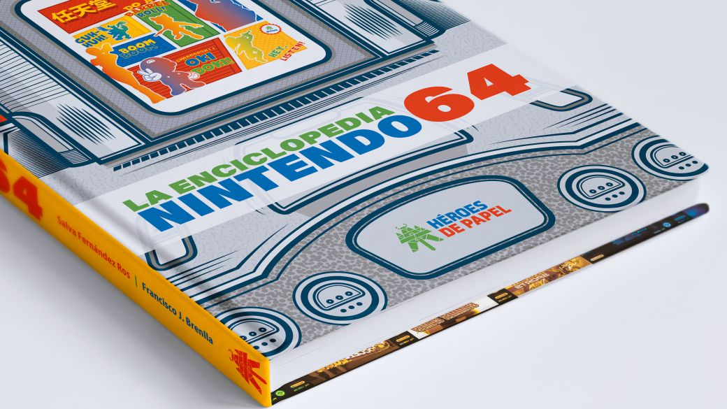 Paper Heroes launches the Nintendo 64 Encyclopedia, now on sale in stores