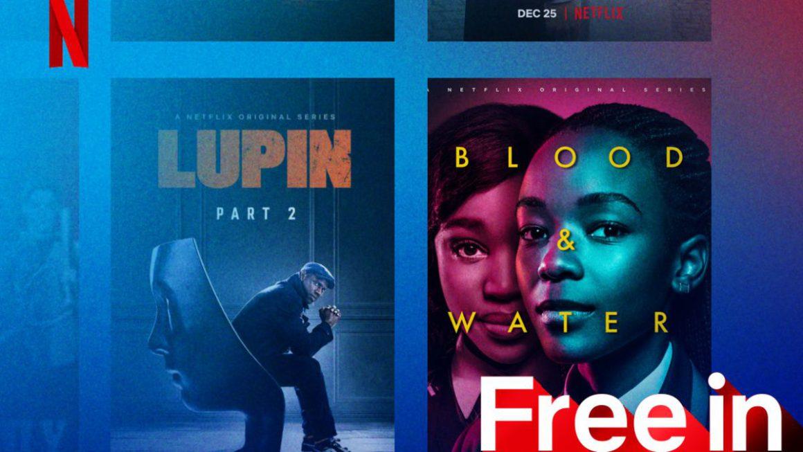 Netflix lanza un plan gratis para móviles, pero sólo para este país