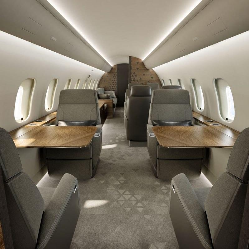 Interior Bombardier