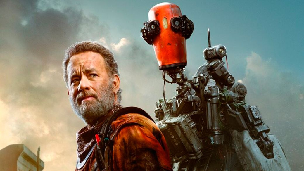Finch: trailer for Tom Hanks' new post-apocalyptic road trip with a dog and a robot