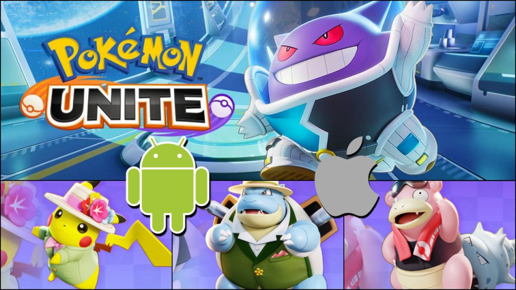 Pokémon Unite: how to download for free on Android and iOS mobiles;  Now available