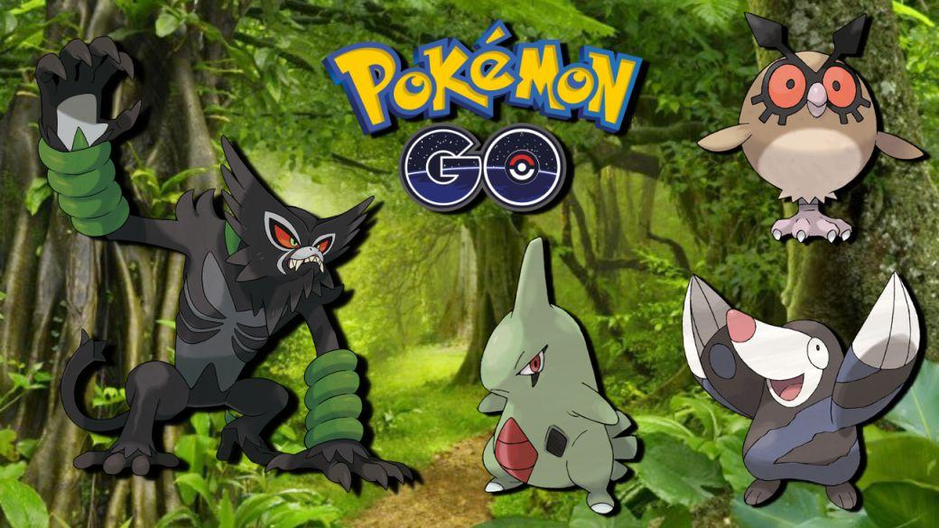 Pokémon GO - The Secrets of the Jungle Event: Dates, Details and Zarude's Debut