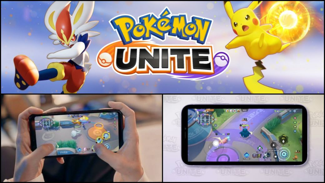 Pokémon Unite: requirements and compatible Android and iOS mobiles