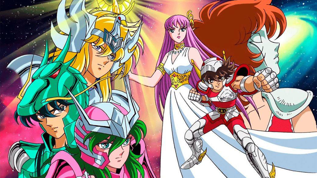 Knights of the Zodiac: Live Action Movie On the Go with Sean Bean, Famke Janssen and More