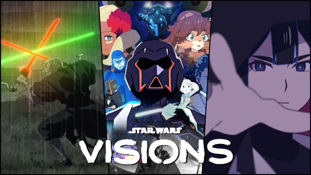 Disney + Star Wars Visions: Release Date for All Chapters