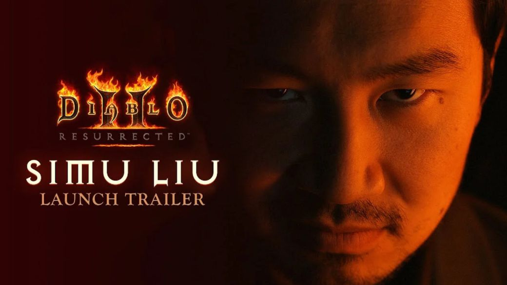 Diablo 2: Resurrected teams up with the star of Shang Chi in this spectacular live action trailer