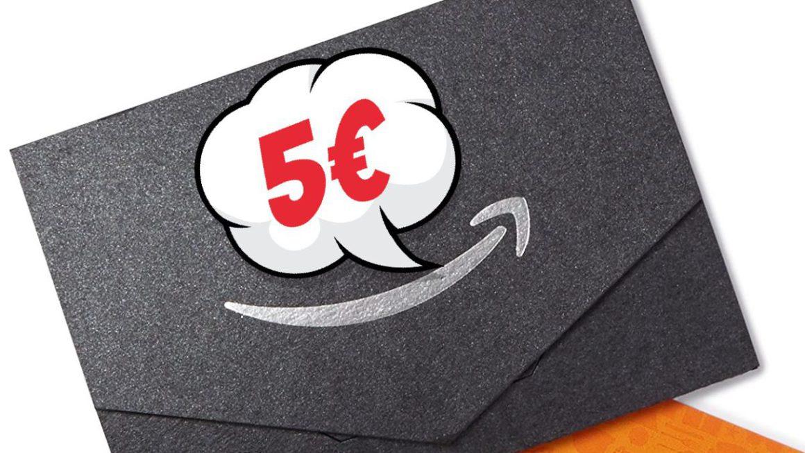 Cómo obtener 5 euros de descuento en Amazon: Dos códigos hasta el 3 de octubre