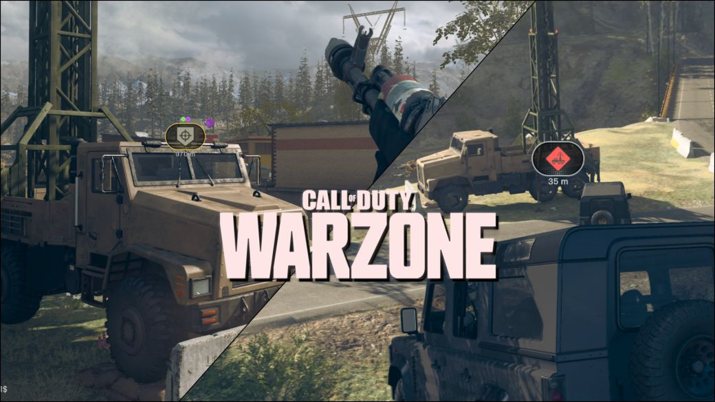 Where are the mobile stations and how to activate them in COD Warzone;  locations
