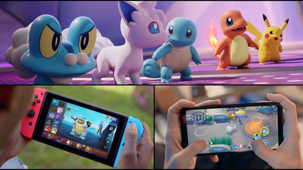 Pokémon Unite: how to activate cross-save and cross-play on Nintendo Switch, Android and iOS