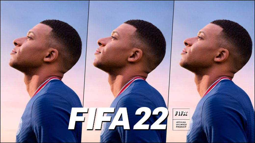 FIFA 22: graphical comparison between PS5 and PS4;  first gameplays on Xbox and PC