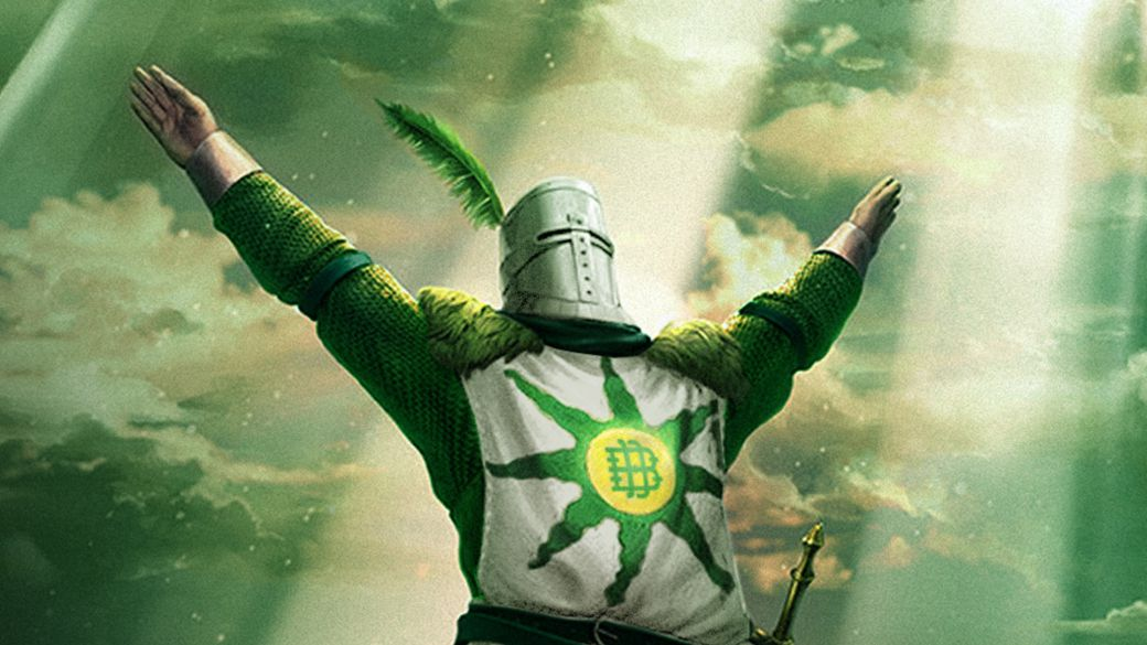Real Betis and Dark Souls?  The club celebrates its day with this suggestive promotional image