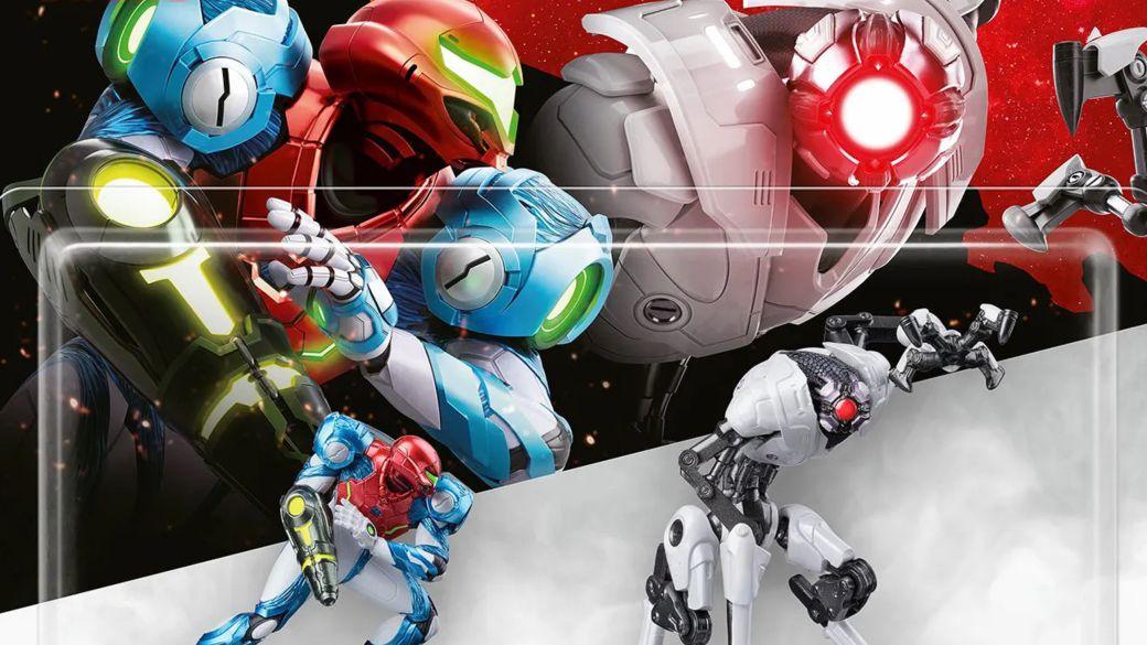 Metroid Dread amiibo delayed in Europe