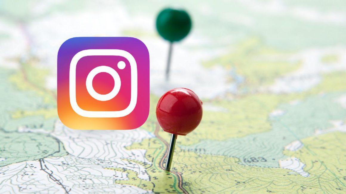 La novedad que te aparece en Instagram ahora: Búsqueda del mapa