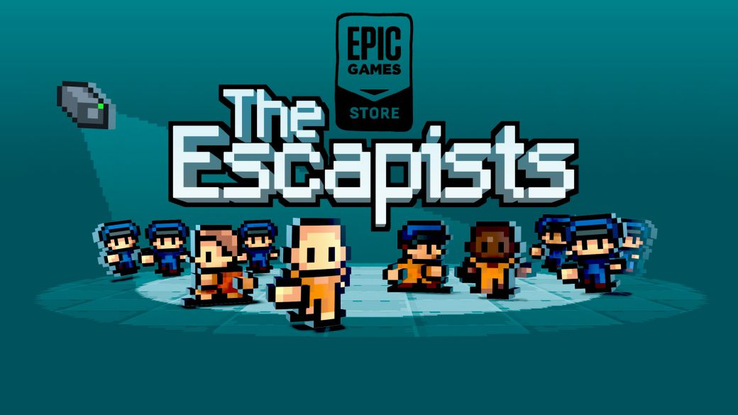 The Escapists, a free game from the Epic Games Store;  how to download it on pc
