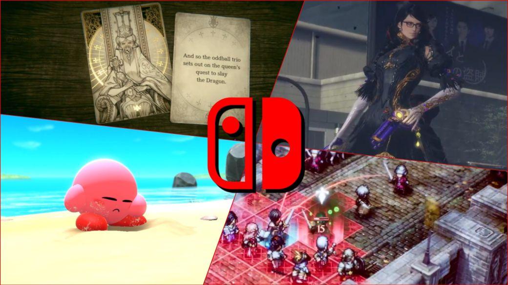 Nintendo Direct Summary for September 2021;  Bayonetta 3, new Kirby, Mario movie ...