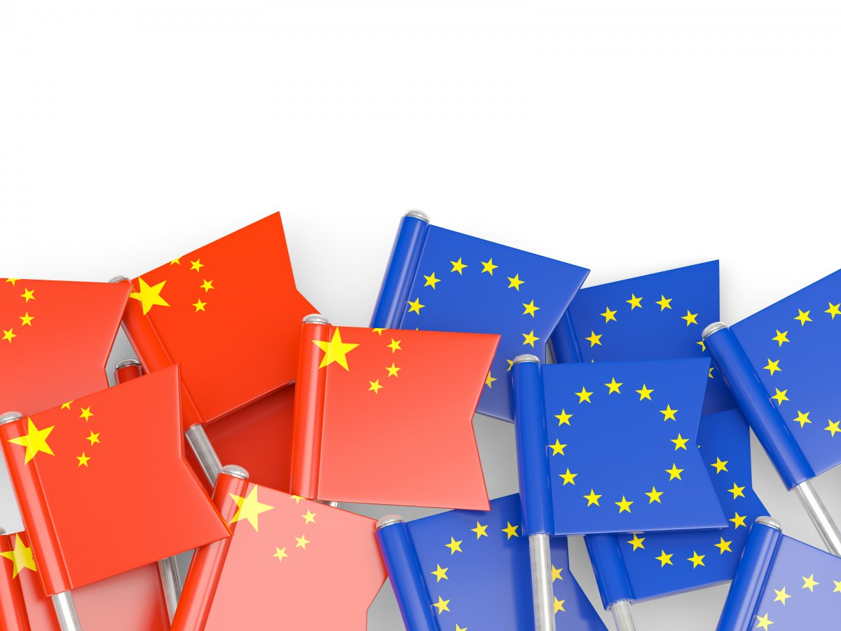 European companies concerned about China's self-sufficiency efforts
