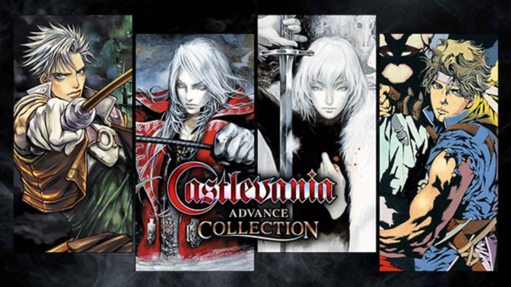 Castlevania Advance Collection is now official and available now;  what includes