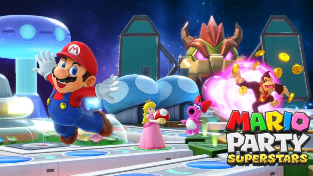 Mario Party Superstars rolls the dice in a new trailer full of details and minigames