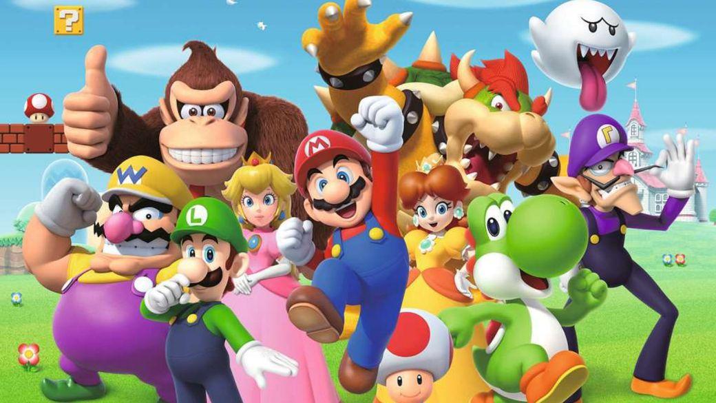 CGI Super Mario Movie Coming Late 2022 Featuring Chris Pratt, Jack Black, And More