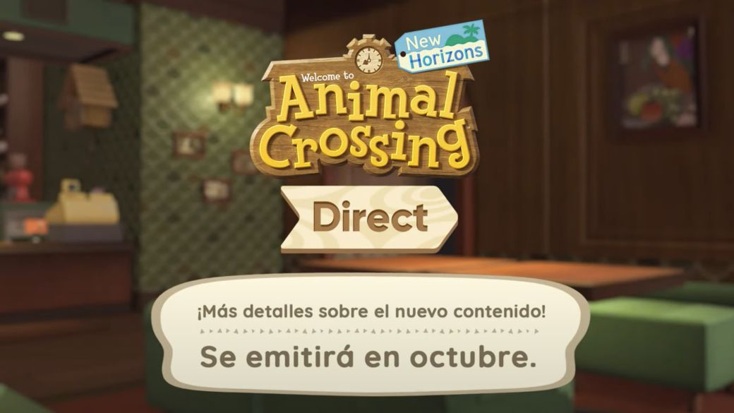 Animal Crossing: New Horizons Announces Major Expansion for November