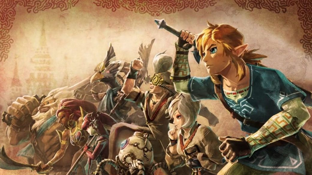 Hyrule Warriors: Age of Cataclysm confirms the date of its second major DLC