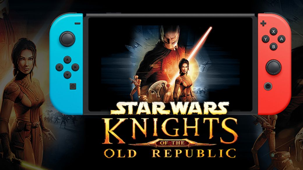 Star Wars: KOTOR is coming to Nintendo Switch, although it is not the remake