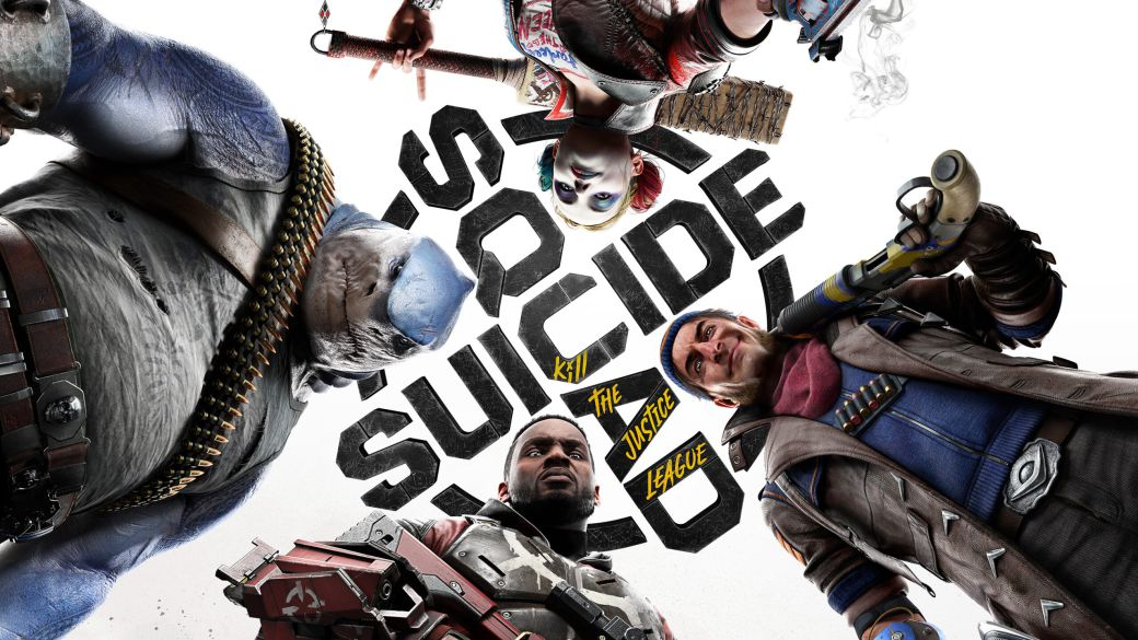 Suicide Squad: Kill the Justice League shows off its main art;  more news on DC FanDome