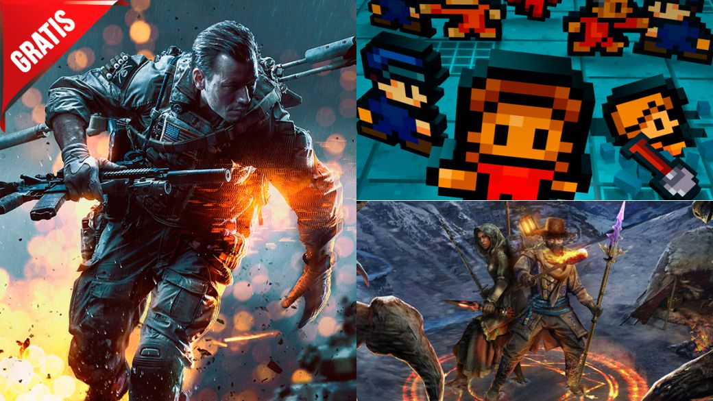 Free and Sale Games This Weekend: The Escapists, Outward, Battlefield 4 DLC and More