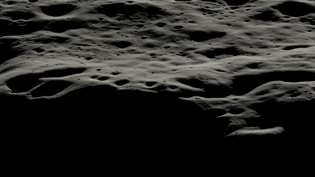 NASA Rover Viper: Criticism of selected landing site at the south pole of the moon