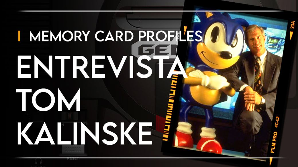 Memory Card: We spoke to Sega legend Tom Kalinske