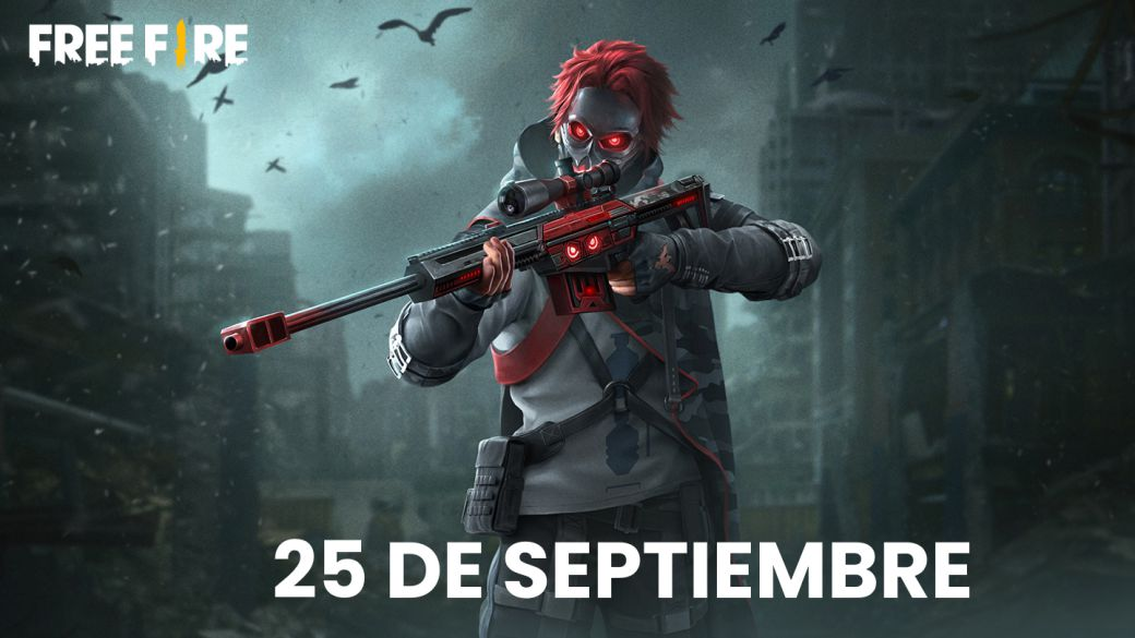 Today's Free Fire Codes September 25, 2021;  all free rewards