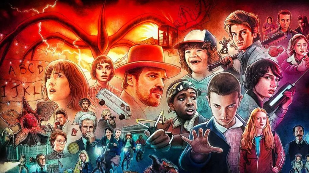 Stranger Things Season 4: this is the mysterious Casa Creel;  new trailer