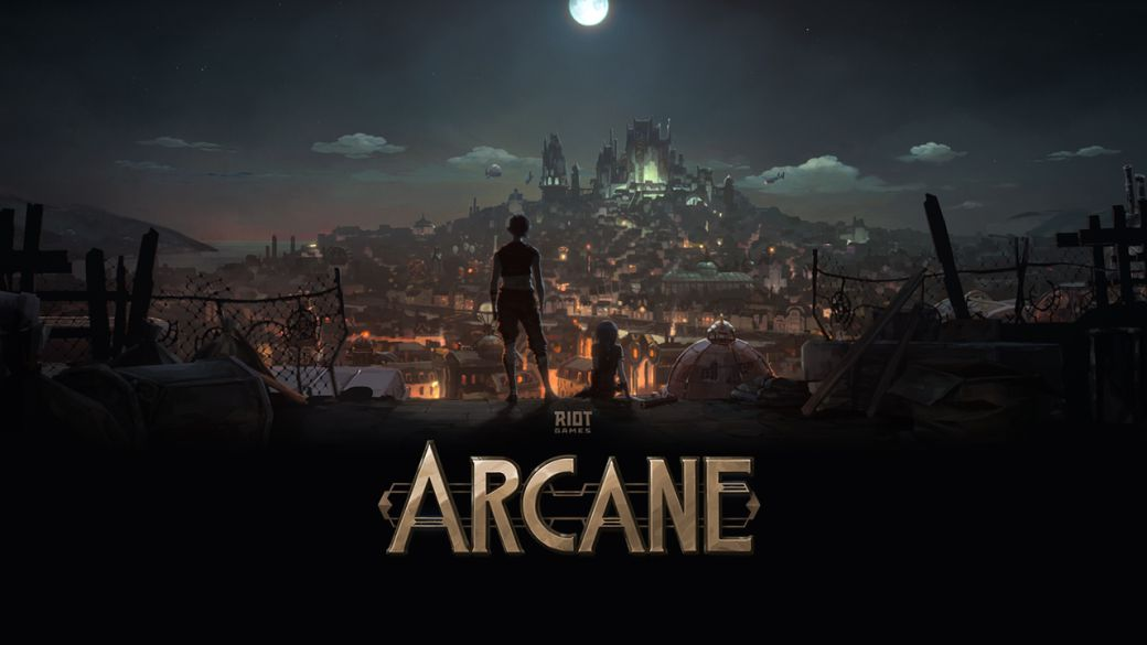 Arcane: date and first trailer of the League of Legends animated series