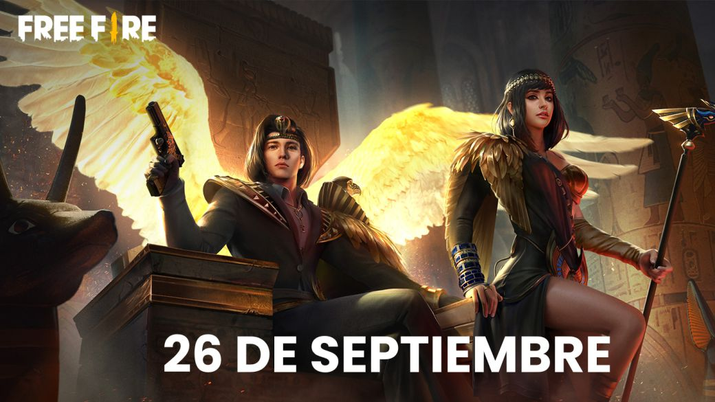 Today's Free Fire Codes September 26, 2021;  all free rewards