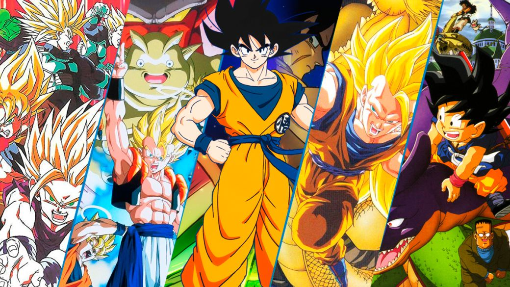 Dragon Ball: the best movies and special episodes of Goku and his friends