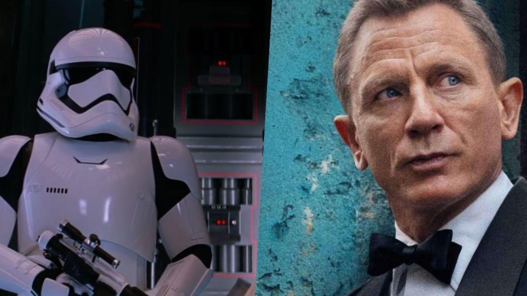 Star Wars: How did Daniel Craig (James Bond) get his cameo in Episode VII?