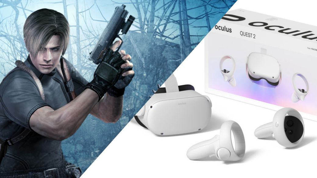 Resident Evil 4 VR Confirms Release Date for Oculus Quest 2;  new details