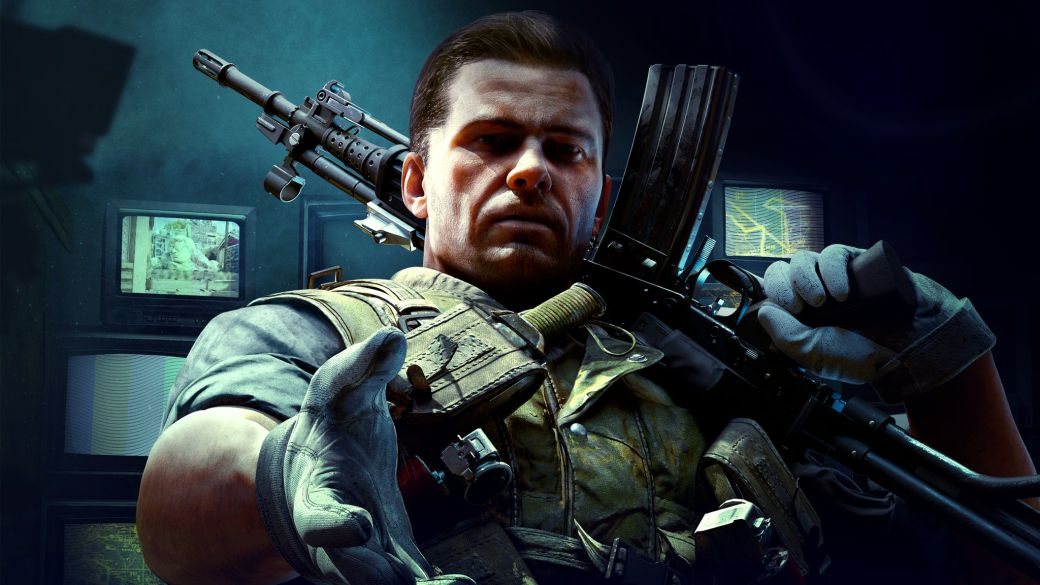 CoD Warzone: leaked the first image of Season 6 with Mason as the protagonist