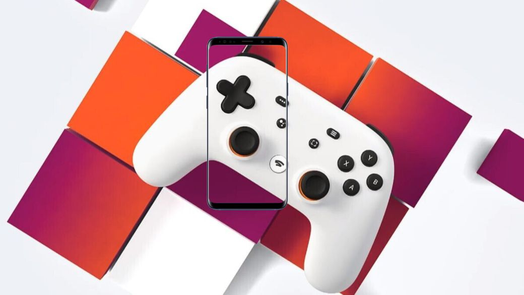 Google Stadia will allow you to use your mobile as a remote control on television