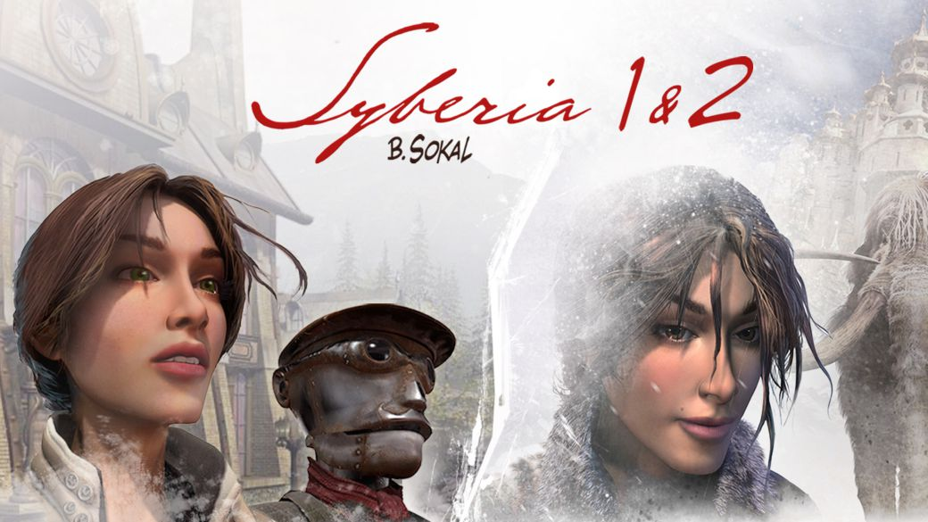 Fan of adventure games?  Syberia and Syberia 2 are free on Steam