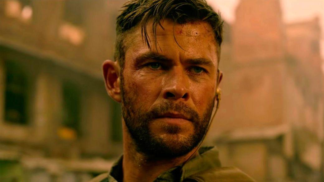 Tyler Rake 2's first teaser trailer confirms Chris Hemsworth's return to action