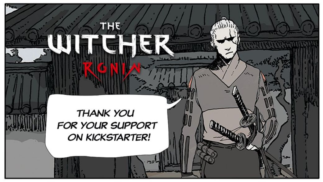 The Witcher manga triumphs on Kickstarter: this is what it has raised