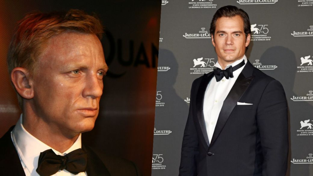 Henry Cavill as James Bond?  Fans are asking for it, but there will be no replacement until 2022