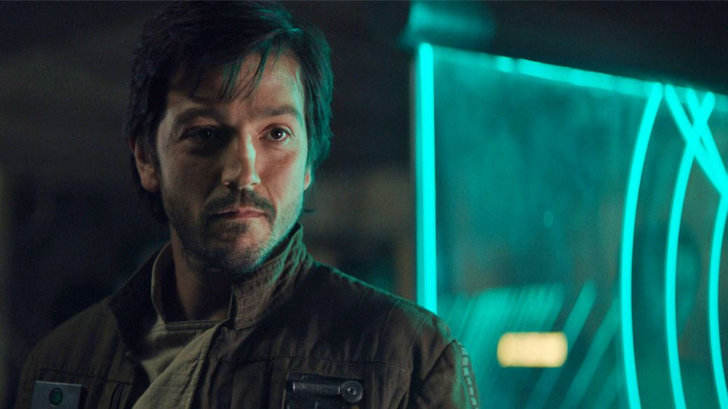 Star Wars Andor: Diego Luna Confirms Filming Has Finished;  coming to Disney +