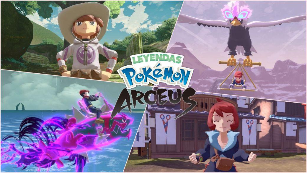 Pokémon Legends: Arceus Reveals Life in Sinnoh in New Trailer;  new details