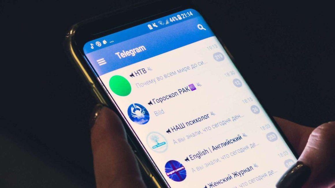 Cómo añadir contacto en Telegram sin pedir el número de teléfono
