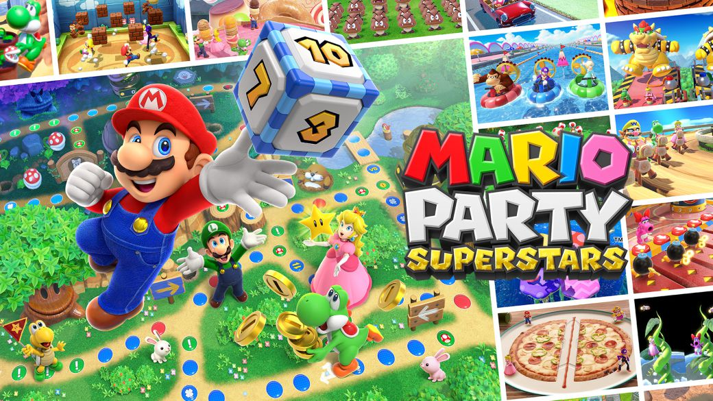 Mario Party Superstars will include 100 minigames: full list