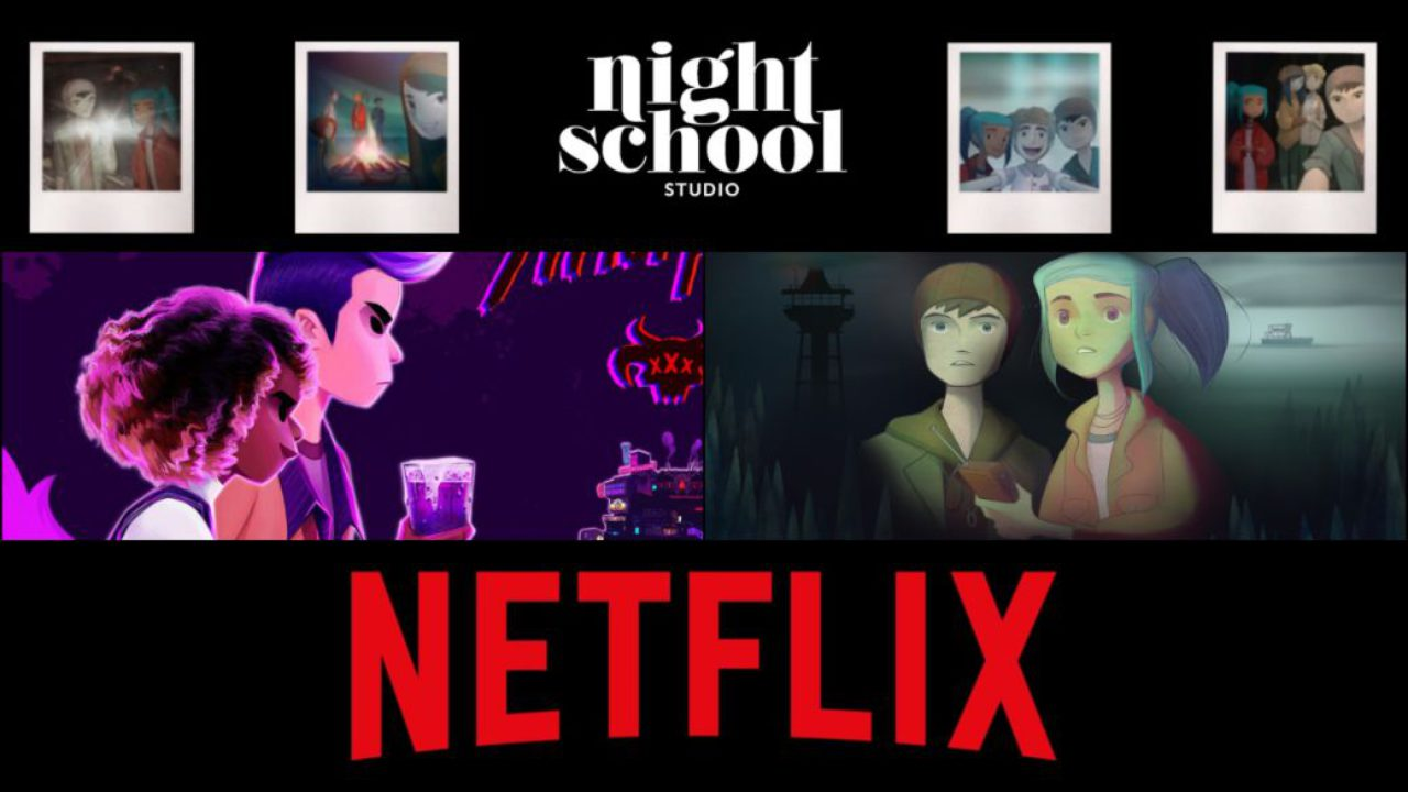 Netflix is serious: buy Night School Studio, creators of Oxenfree and  Afterparty - Market Research Telecast